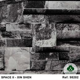 Papel de parede space home 2   - 98202