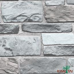 Papel de parede stone age     SN601803R