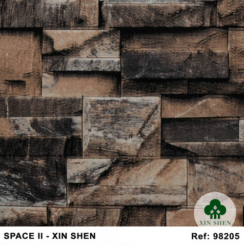Papel de parede space home 2   - 98205