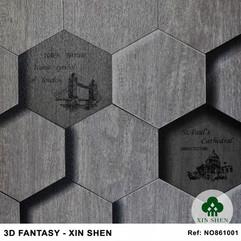 Catálogo- 3D FANTASY -REF: NO861001