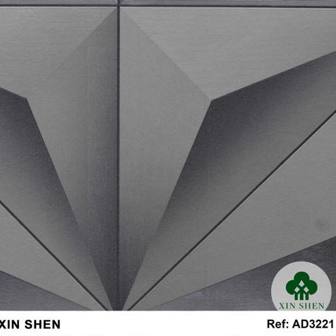 Papel de parede xinshen   - AD3221