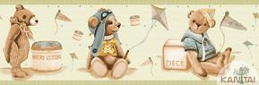Catálogo- BABY CHARMED FAIXA -REF: BB220704B