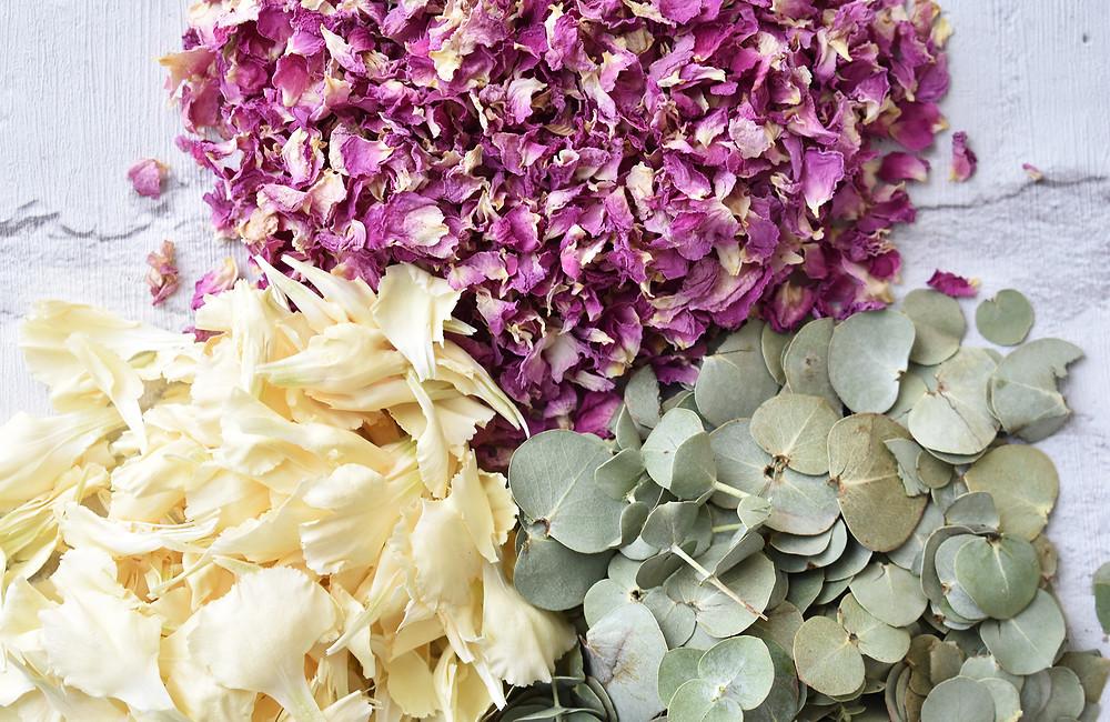 Biodegradable Confetti | Rose Petal Confetti | Wedding Confetti