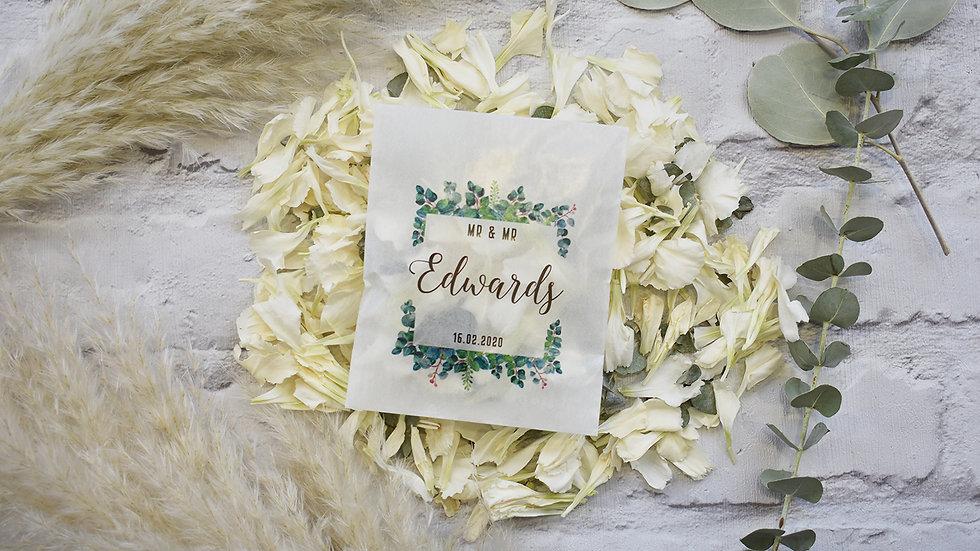 Eucalyptus Confetti | Biodegradable Confetti | Confetti