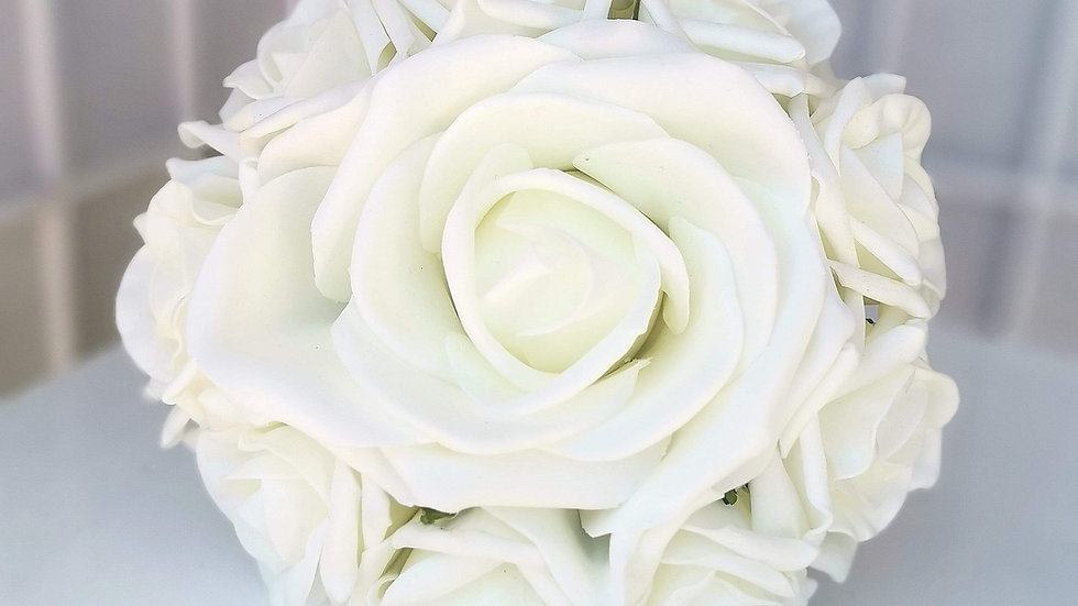 Yellow Wedding Flowers | Fake Bouquet of flowers | Wedding Flower