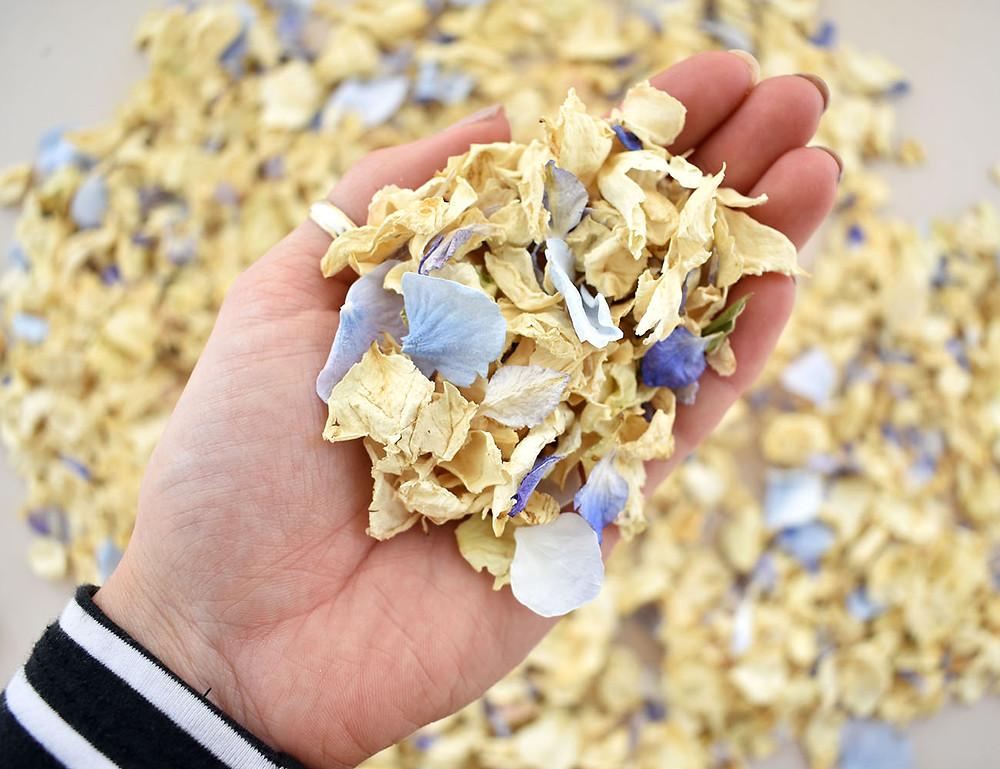 Something Blue   Biodegradable Confetti   Confetti