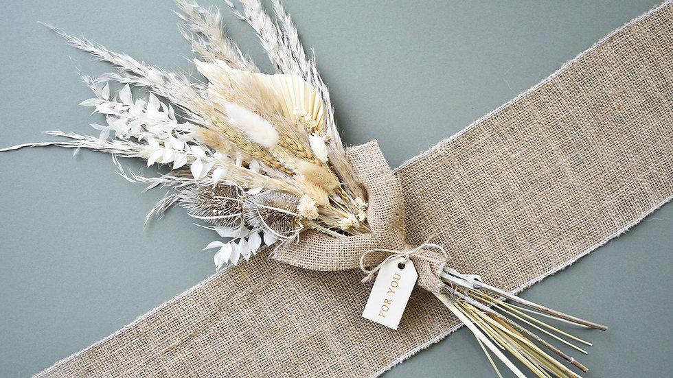 """Affinity"" Dried Flower Arrangement"