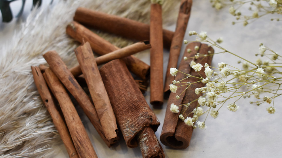 Cinnamon Sticks 8cm