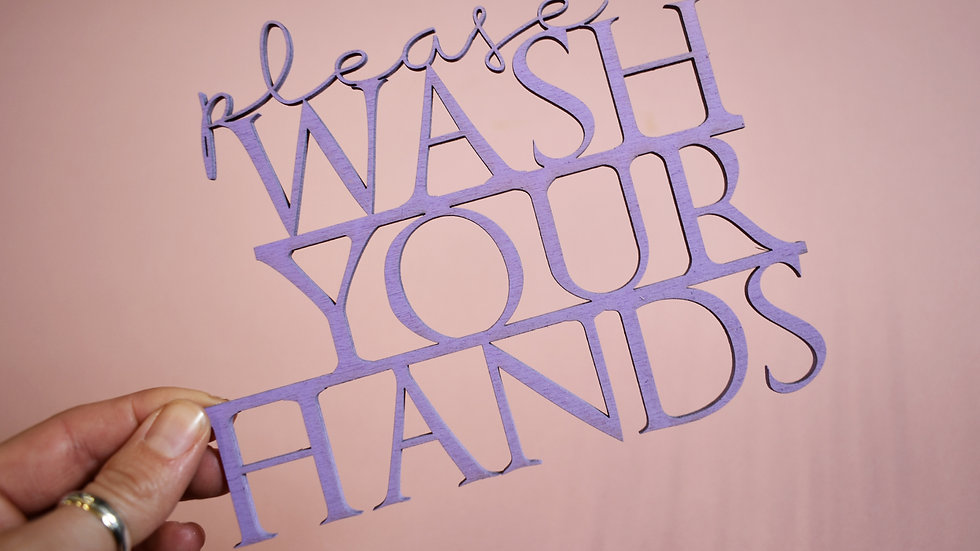 Wash your Hands | Signage wash your hands | Wash your hands Sign