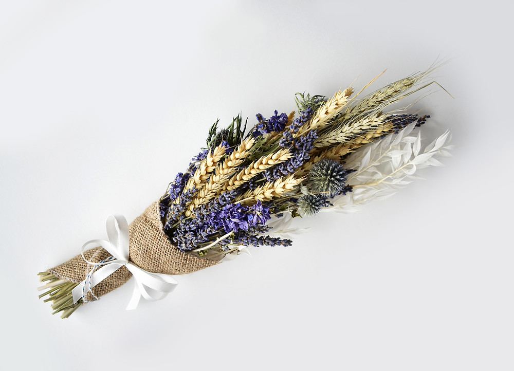 flowers for delivery in the uk | dried flowers | dried flower bouquet