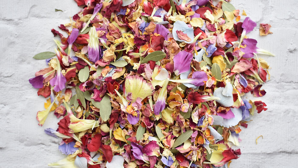Slowfall Rainbow Confetti | Biodegradable Confetti | Confetti