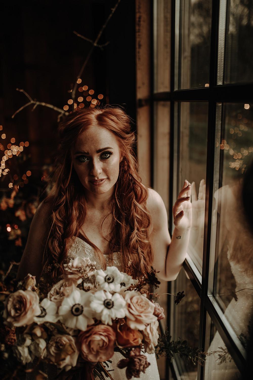Winter Wedding | Wedding Flowers | Bridal Bouquet