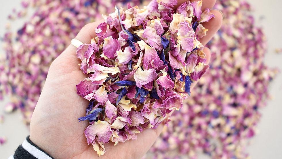Violet Haze   Biodegradable Confetti   Confetti