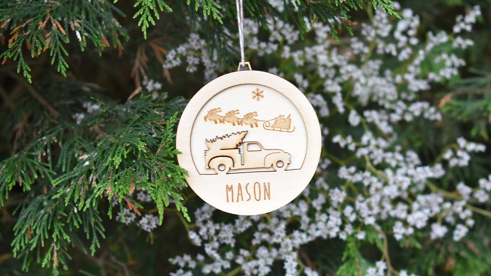 Bauble for Christmas Tree | Personalised Bauble | Bauble