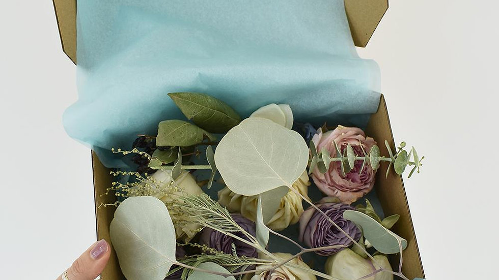 Medium Flowers Preserved | Flower Preservation | Preserve Wedding Bouquet