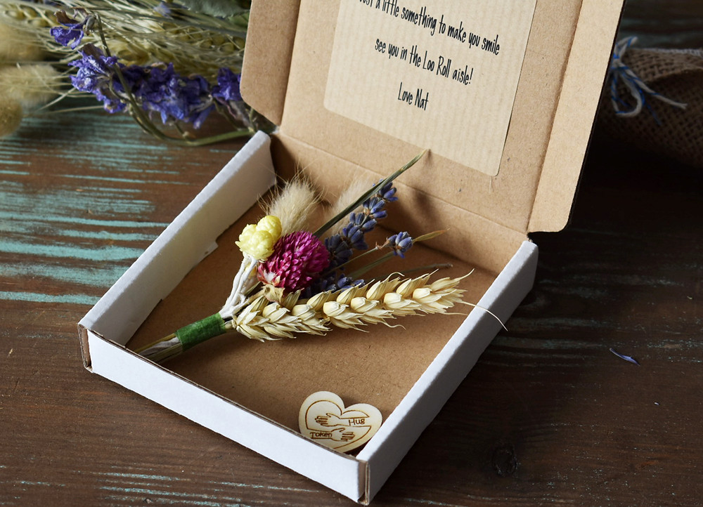 dried flowers | dried flower bouquet | flowers for delivery in the uk