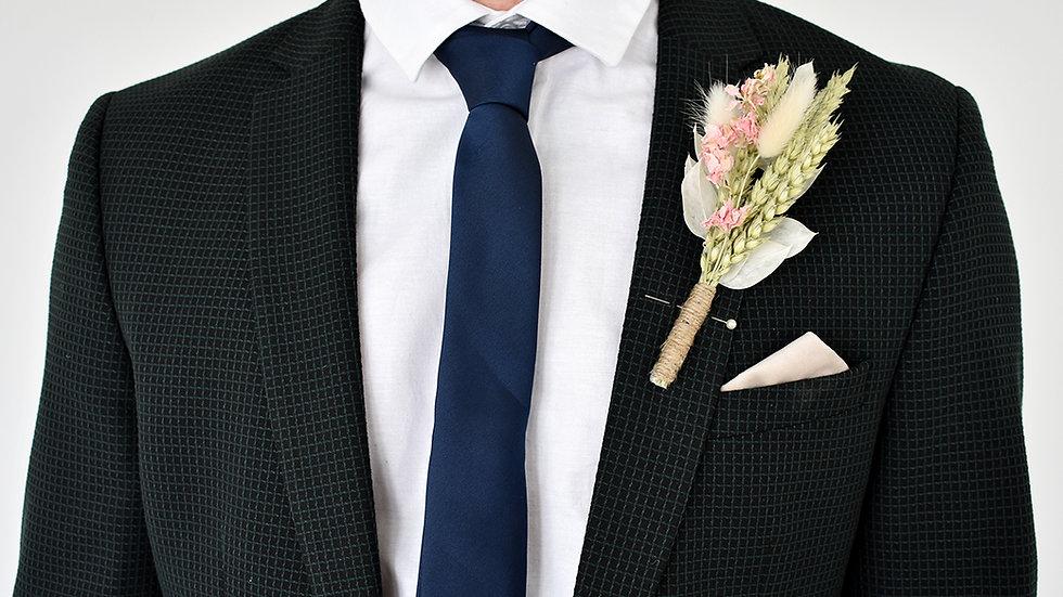 English Rose Buttonhole