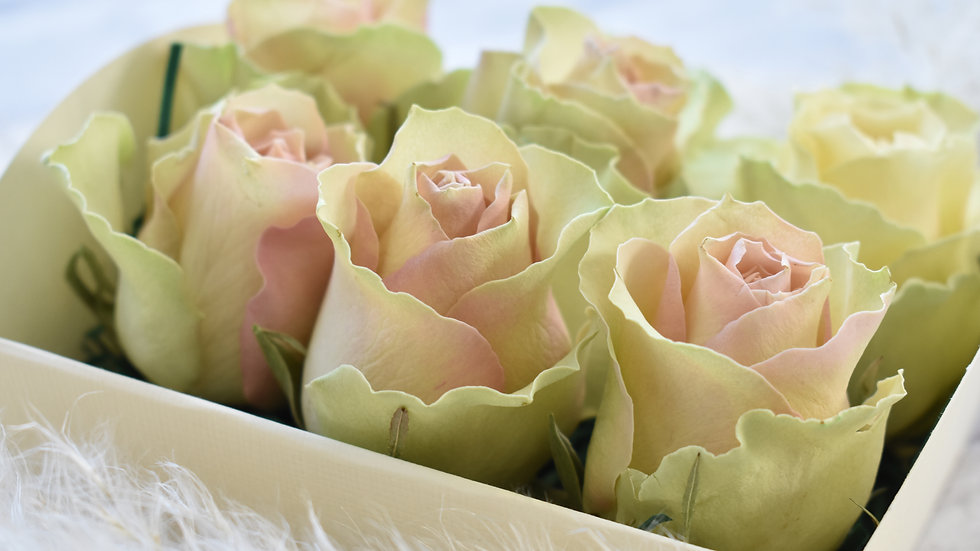 Freeze Dried Vintage Rose | Dried Flowers | Dried Flower Bouquet