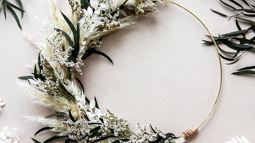 Eucalyptus Wreath | Christmas Wreath | Dried Flowers
