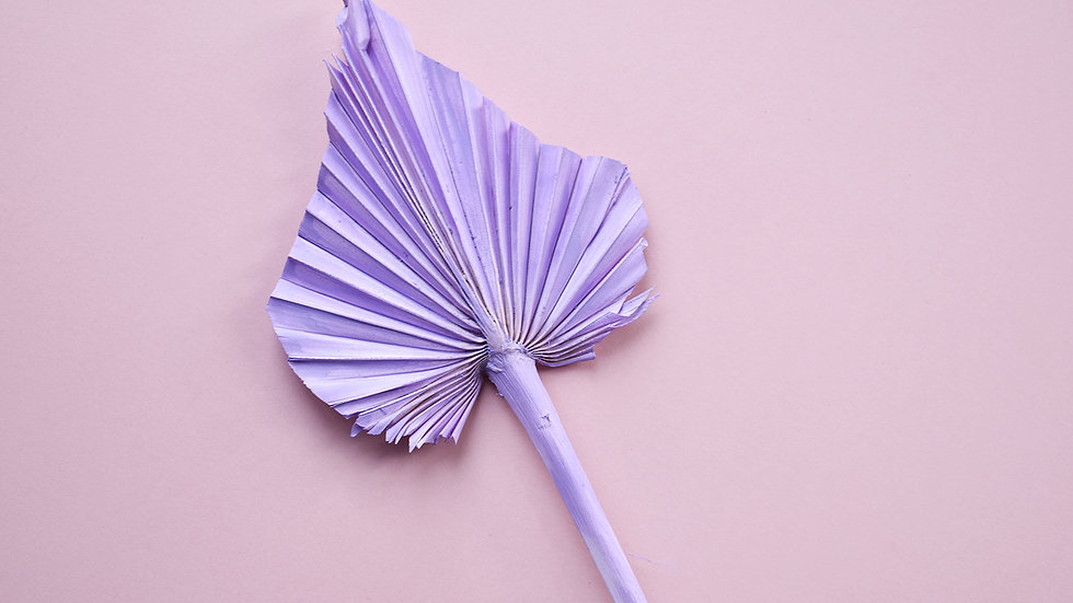 Lilac Cake Topper | Dried Flowers | Cake Topper