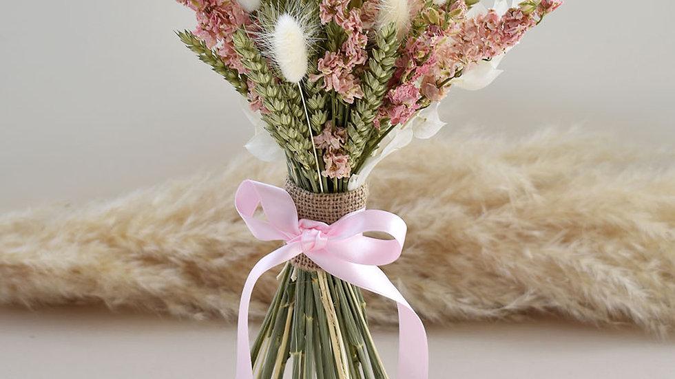 English Rose Flower Girl | Dried Flowers| Flowers for Wedding