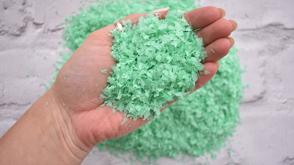 Mint Green Confetti | Biodegradable Confetti | Paper Confetti