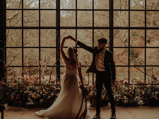 Winter Wedding Inspiration - Snowfetti & Sparkle
