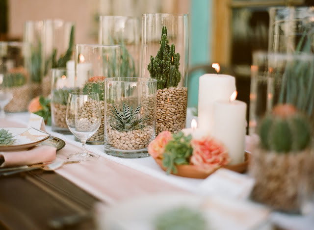 wedding table decorations diy