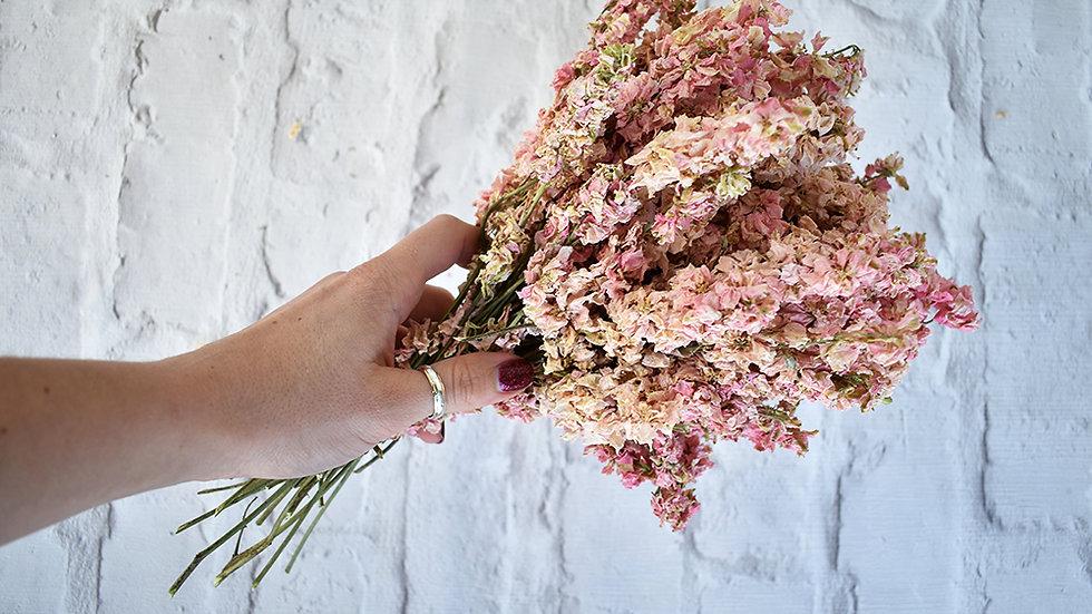 Pink Dried Flowers | Dried Flowers | Dried Flowers how to