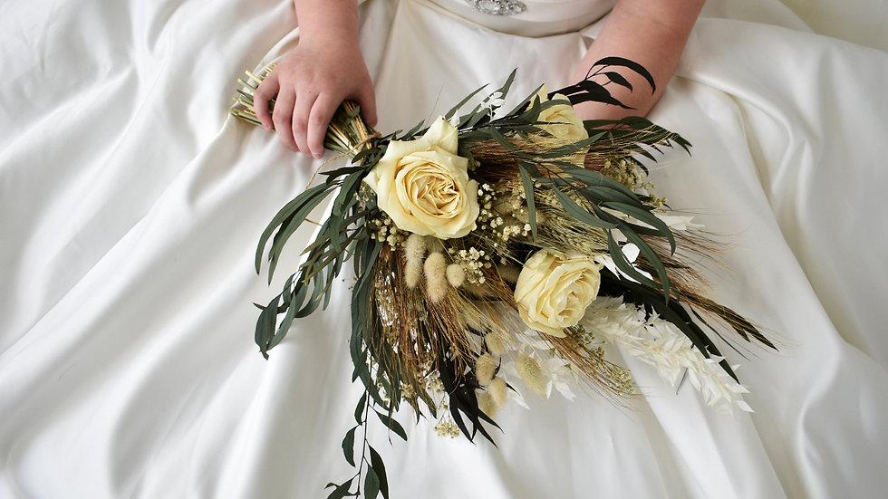 Dried Flowers | Dried Flower Bouquet| Bridal Bouquet
