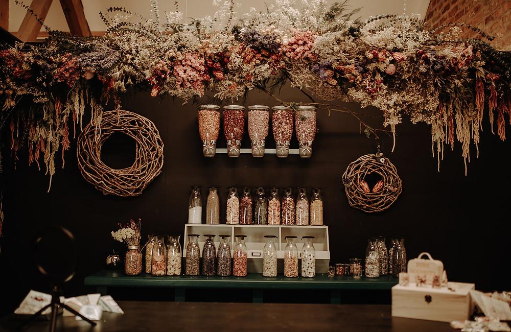 Confetti Bar | Wedding Confetti | Biodegradable Confetti