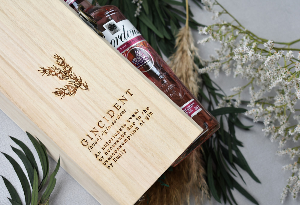Personalised Gifts | Gin and tonic | Gordons Gin