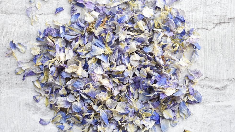 Blue Confetti | Biodgradable Confetti | Wedding Confetti