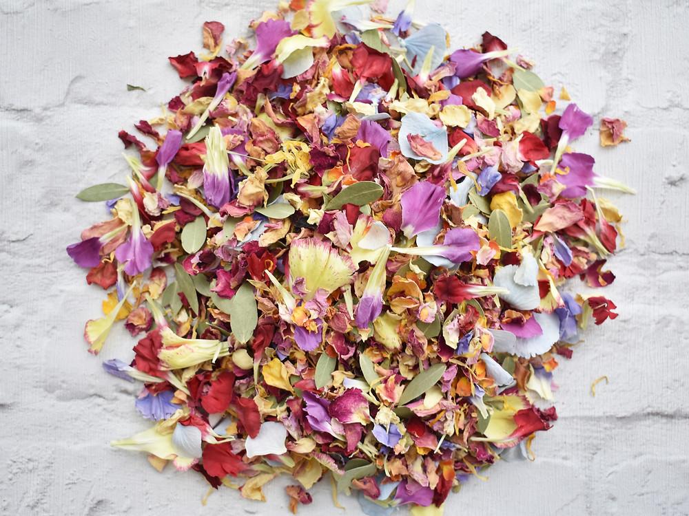 Rainbow Confetti | Slowfall Confetti | Buy Confetti