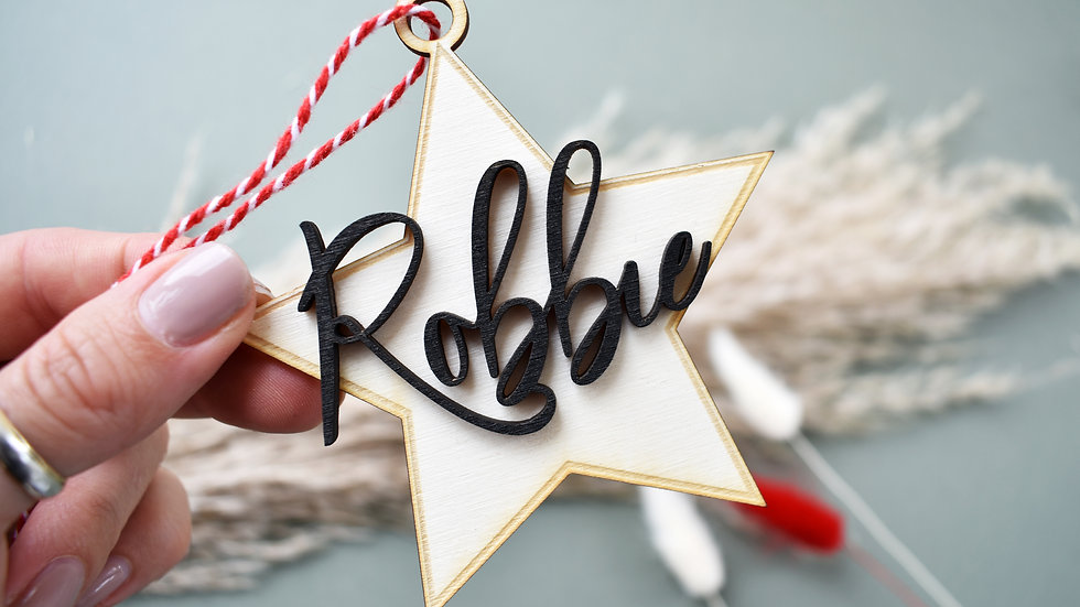 Bauble Personalised | Christmas Bauble | Bauble