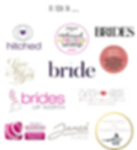 hitched brides magazine brides up north love my dress James Places