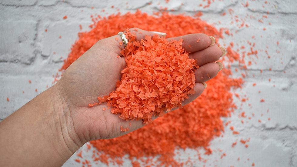Orange Confetti | Biodegradable Confetti | Paper Confetti
