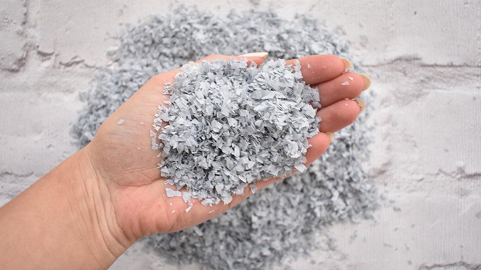 Grey Confetti | Biodegradable Confetti | Paper Confetti