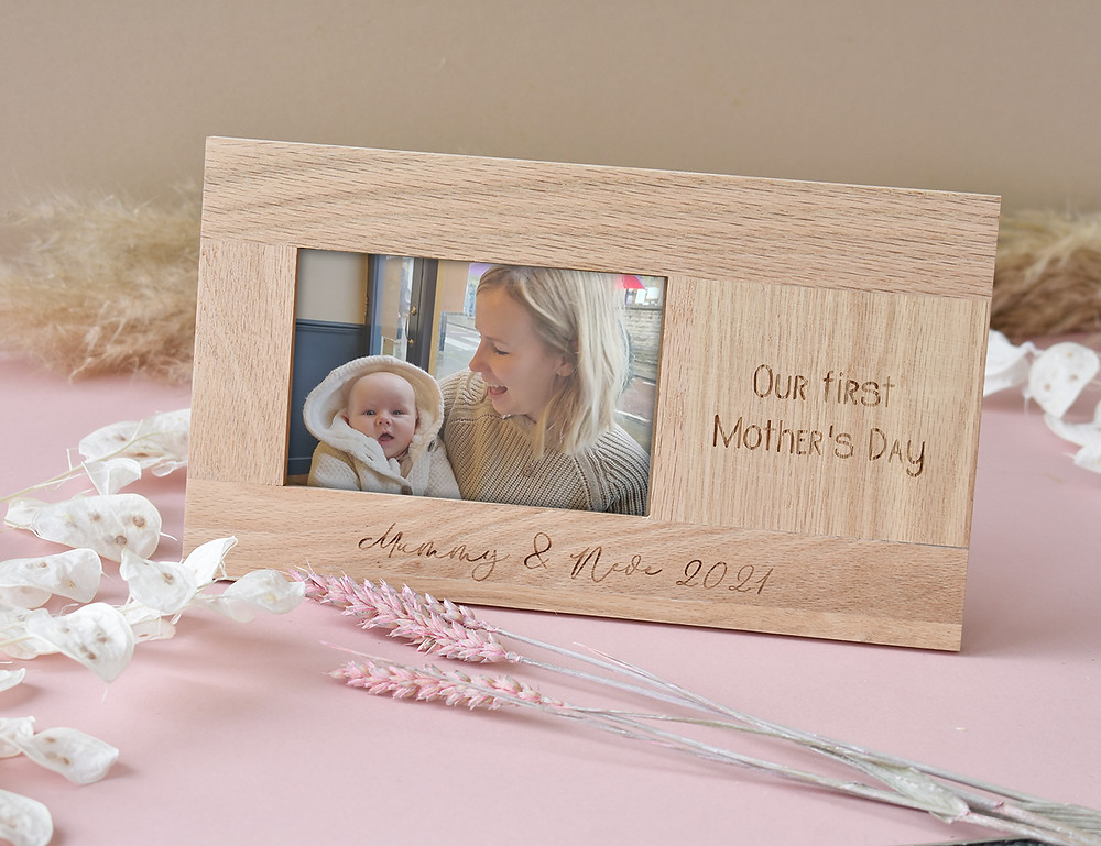 Picture Frame | Mother's Day | Personalised Gifts