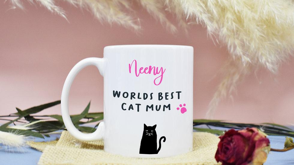 Cat mum mug | Cat mummy | Fur baby