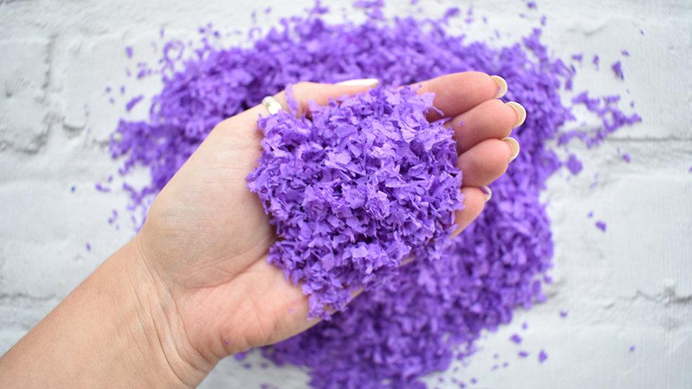 Purple Confetti | Biodegradable Confetti | Paper Confetti