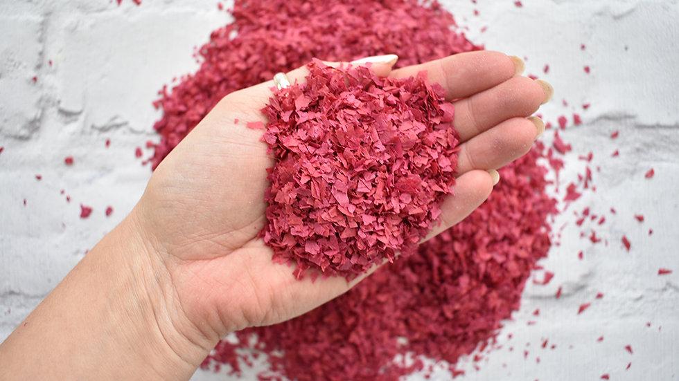 Burgandy Confetti | Biodegradable Confetti | Paper Confetti