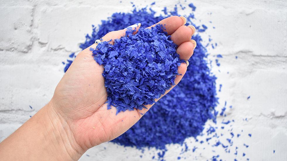 Navy Blue Confetti | Biodegradable Confetti | Paper Confetti