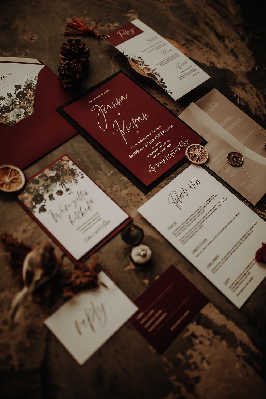 Wedding Stationary | Wedding Invitations | Boho Wedding