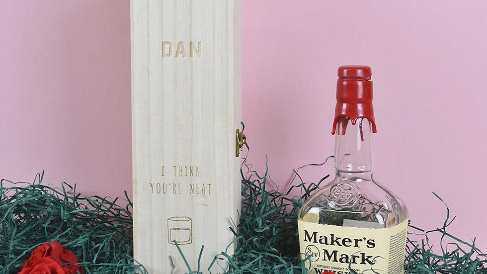 Bottle Box   Valentines Gifts   Valentines