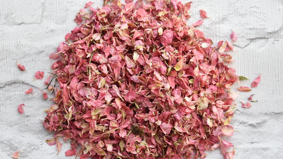 Raspberry Confetti | Biodgradable Confetti | Wedding Confetti
