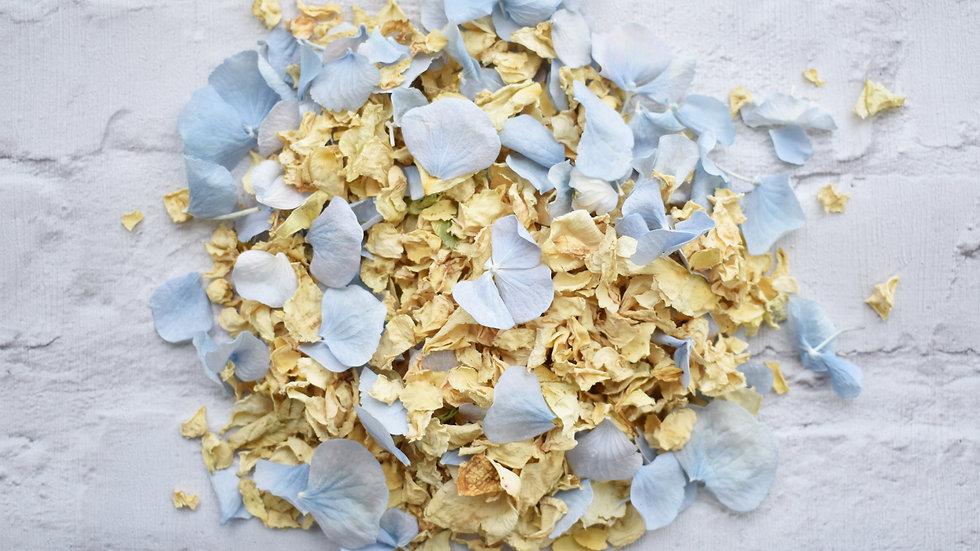 Slowfall Something Blue | Biodegradable Confetti | Confetti