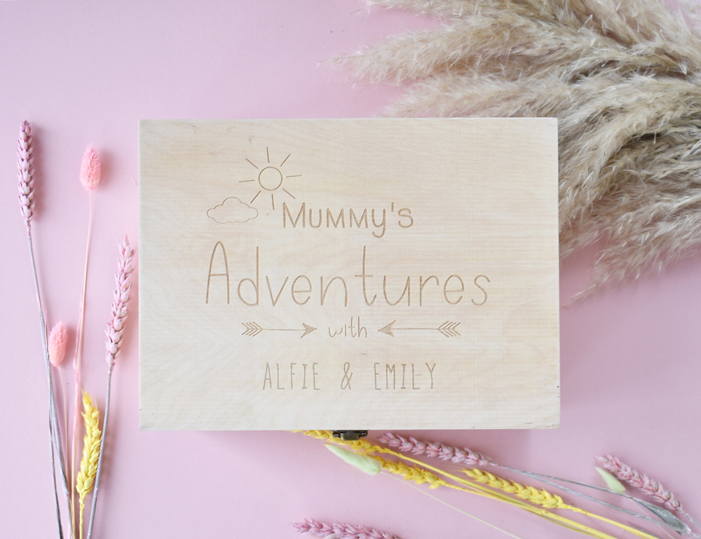 Memory Box | Mother's Day | Gifts for Mum