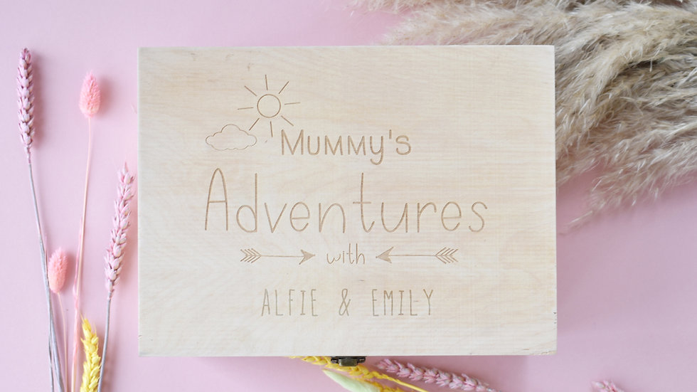 mothers day | memory box | personalised gifts