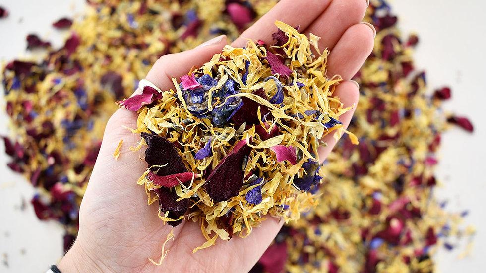 Slowfall Autumn Fall | Biodegradable Confetti | Confetti